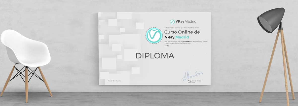 VRay Madrid